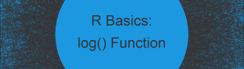 log Function in R (5 Examples) | Natural, Binary & Common Logarithm