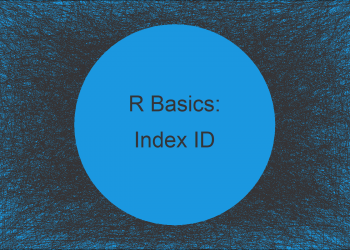 Add Index ID to Data Frame in R (3 Examples)
