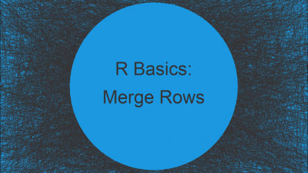 Combine Two Data Frames with Different Variables by Rows in R (Example)