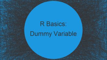 Create Dummy Variable in R (3 Examples)