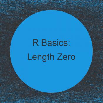 R Error: Argument is of Length Zero (Example)