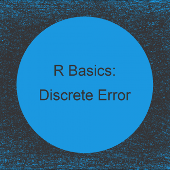 R ggplot2 Error: Discrete Value Supplied to Continuous Scale (2 Examples)