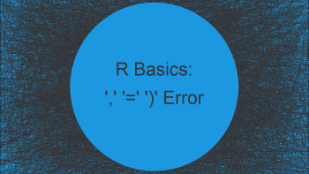 Error: Unexpected ',' or '=' or ')' in R (Examples) | How to Reproduce & Fix