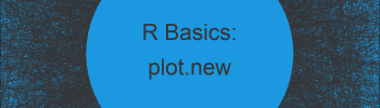 R Error: plot.new has not been called yet (2 Examples)