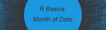 Extract Month from Date in R (Example)