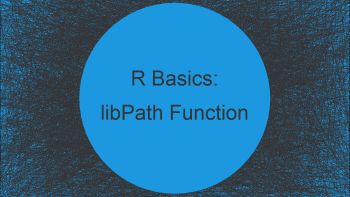 Get & Set Directory Path of Installed Packages Using libPaths Function in R (3 Examples)