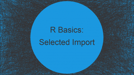Only Import Selected Columns of Data in R (2 Examples)