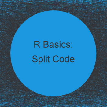 Split Code Over Multiple Lines in R (3 Examples)