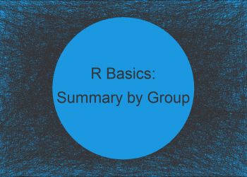 How to Compute Summary Statistics by Group in R (3 Examples)