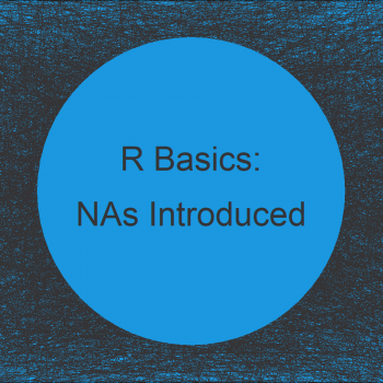 R Warning Message: NAs Introduced by Coercion (Example)