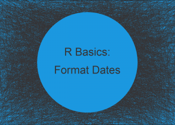Change Format of Dates in R (4 Examples)
