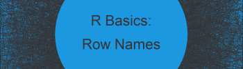 Substitute Data Frame Row Names by Values in Vector in R (2 Examples)