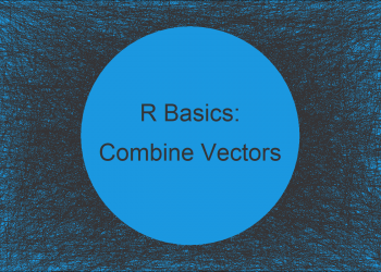 Combine Two Vectors into Data Frame or Matrix in R (2 Examples)