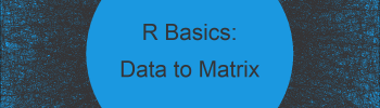 Convert Data Frame to Matrix in R (2 Examples)