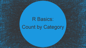 Count Observations by Factor Level in R (3 Examples)