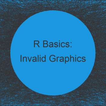 R Error: Invalid Graphics State (2 Examples)