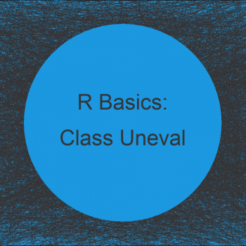 ggplot2 Error in R: Must be Data Frame not S3 Object with Class Uneval