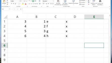 Add Header to Data Frame in R (Example)