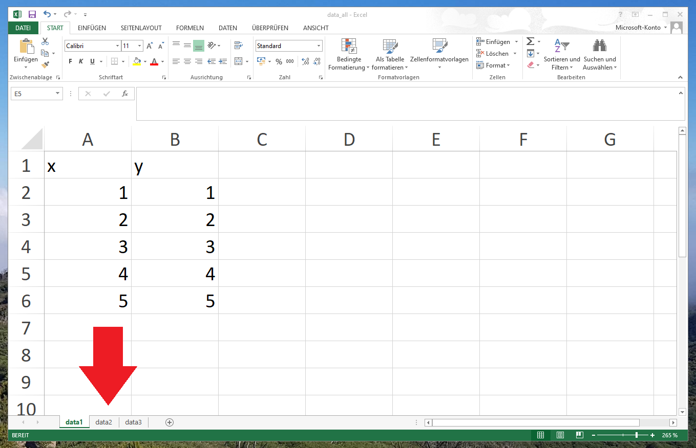 excel file multiple sheets