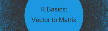 Convert Vector to Matrix in R (Example)