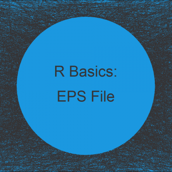 Export Plot to EPS File in R (2 Examples)