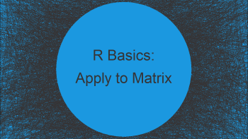 How to Apply a Function to Each Element of a Matrix in R (2 Examples)