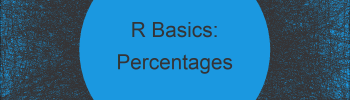 Calculate Percentage in R (2 Examples)