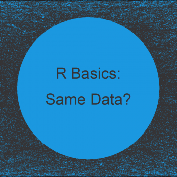 Check If Two Data Frames are the Same in R (2 Examples)