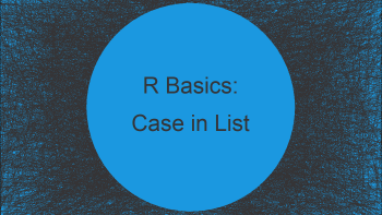 Convert List to Lowercase or Uppercase in R (2 Examples)