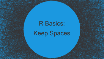 Create Data Frame with Spaces in Column Names in R (Example)