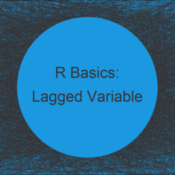 Create Lagged Variable by Group in R (Example)