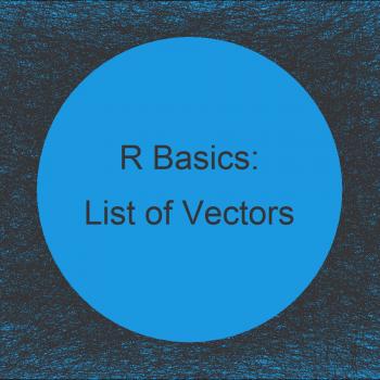 Create List of Vectors in R (Example)