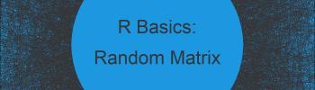 Create Random Matrix in R (Example)