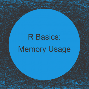 Determine Memory Usage of Data Objects in R (2 Examples)