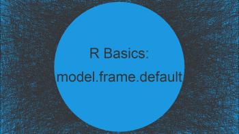 Error in model.frame.default : 'data' must be a data.frame, environment, or list