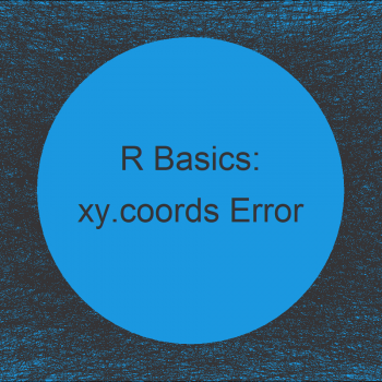R Error in xy.coords(x, y, xlabel, ylabel, log) : 'x' and 'y' length differ