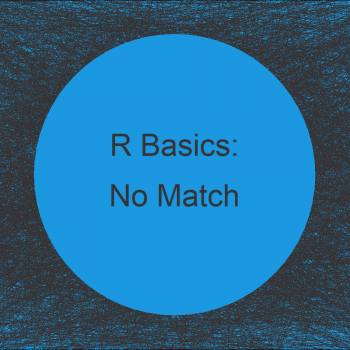 Extract Data Frame Rows that do not Match Logical Condition in R (Example)