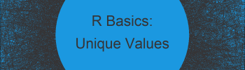 Extract Unique Values in R (3 Examples)