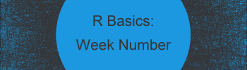 Get Week Number of Date in R (2 Examples)
