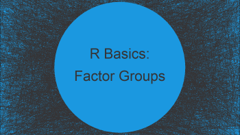 Group Factor Levels in R (Example)