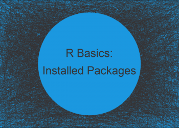 Create List of Installed Packages in R (Example)