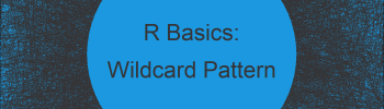 Match Wildcard Pattern and Character String in R (Example)