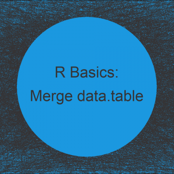 Merge Two data.table Objects in R (Example)