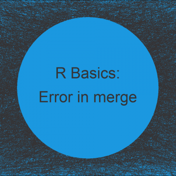 R merge Error in fix.by(by.y, y) : 'by' must specify a uniquely valid column