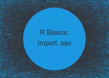 Read SPSS sav File into R (2 Examples)