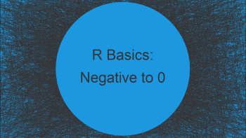 Replace Negative Values by Zero in R (2 Examples)