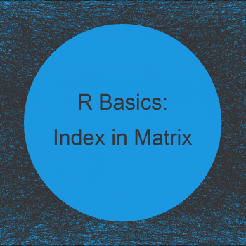 Return Index Position of Element in Matrix Using which() Function in R (Example)