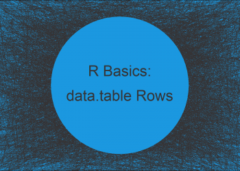 Use Previous Row of data.table in R (2 Examples)