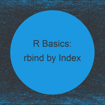 rbind Data Frames by Column Index in R (Example)