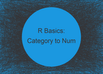 Convert Categorical Variable to Numeric in R (2 Examples)